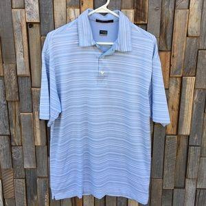Men's Nike Tiger Wood polo shirt size large